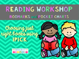 Reading Workshop Choosing Just Right Books