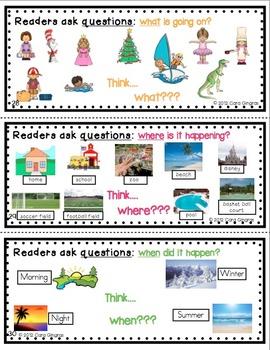 Reading Workshop Conferencing Bookmarks {K/1}
