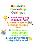 Reading Workshop Contract