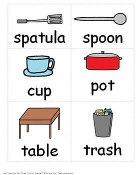 Reading Workstation: High Frequency Word Pack 2