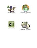 Reading Workshop Icons
