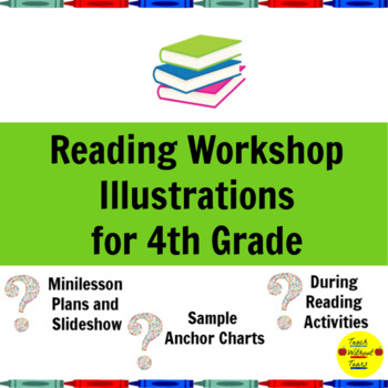 Reading Workshop Illustrations Lessons for 4th Grade