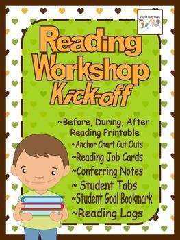 Reading Workshop Kick-Off