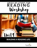 Reading Workshop: Launching- Building a Reading Life