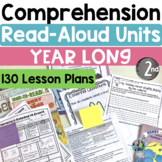 Reading Units Mega Bundle: Year Long Lesson Plans: Close R