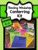 Reading Workshop Mentor Text Conferring Supports for Readi