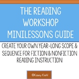 Reading Workshop Minilessons Guide: Create Fiction & Nonfiction Scope & Sequence