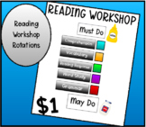 Reading Workshop Must Do, May Do