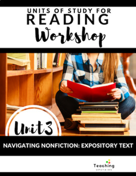 Reading Workshop: Navigating Nonfiction in Expository Text