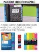 Reading Workshop Notebook Tabs