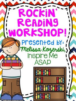 Reading Workshop Overview: Video Supporting Document