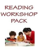 Reading Workshop Pack - Management Forms, Rubrics, Information, & More