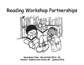 Reading Workshop Partnership Unit aligned to Common Core