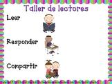 Reading Workshop Poster In Spanish