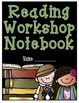Reading Workshop Printables (print font)