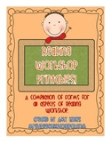Reading Workshop Printables! {Helpful forms for all aspect
