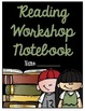 Reading Workshop Printables (cursive font)