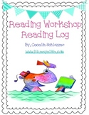 Reading Workshop Reading Log