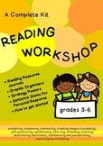 Reading Workshop - Reading Response Journals - The Complete Resource Package