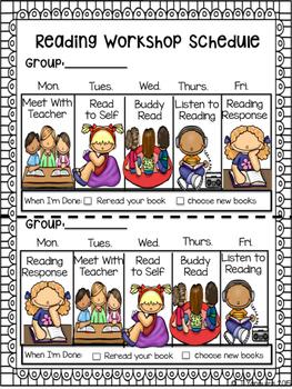 Reading Workshop Starter Kit