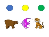 Reading Workshop - Unit 2 - Session 2 - Color Dots and Animals for Tracking