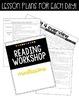 Reading Workshop Unit 4- Research