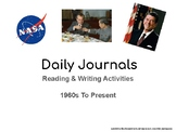 Reading & Writing Activities: 1960s To Present