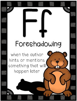 Reading & Writing Alphabet Posters