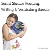 Social Studies Strategies Bundle
