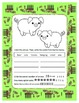 Reading, Writing & Arithmetic ~ Pigs ~ One Work Sheet ~ Ma