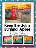 Great for Open House/Writing and Art: Keep the Lights Burn