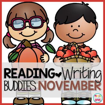 Reading♥Writing Buddies: November