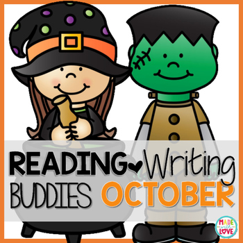 Reading♥Writing Buddies: October