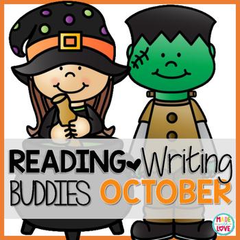 Reading♥Writing Buddies: October