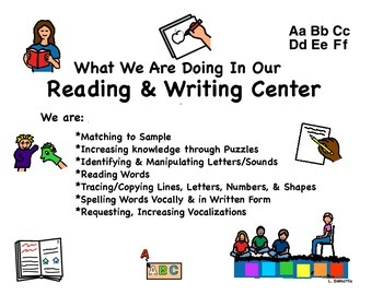 Reading & Writing Center