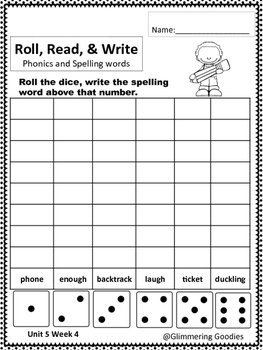 Reading, Writing, Centers and Small Group Instruction  Unit 5 Week 4