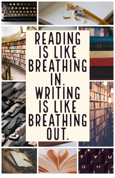 Reading / Writing Classroom Poster