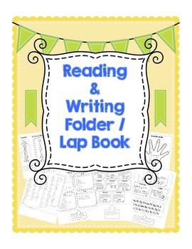 Reading & Writing Language Reference Folder/Lap Book