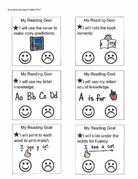 Reading, Writing, Math Goals for Conferencing, Guided Reading and Guided Math