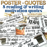 Reading And Writing Motivational Quotes
