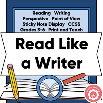 Reading Like A Writer: A Lesson In Changing Perspective