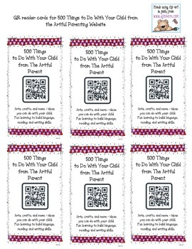 Reading & Writing QR Codes for Links