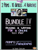 SBAC Reading & Writing Test Prep & Guide lll BUNDLE ~ 13 Articles ~ BUNDLE