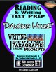 SBAC Test Prep READ~ 3 Articles~Use PROMPTS to Write PARAGRAPHS-Compare Contrast