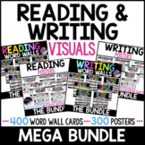 Visuals MegaBundle: 300 Reading and Writing Posters & 400