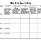 Reading & Writing Workshop