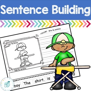 Reading, Writing, and Sentence Building