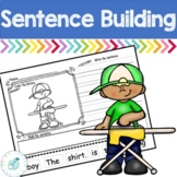 Reading, Writing, and Sentence Building. EASEL