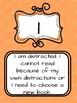 Reading Zones Posters