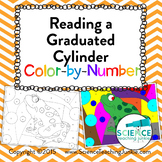 Reading a Graduated Cylinder Color-by-Number